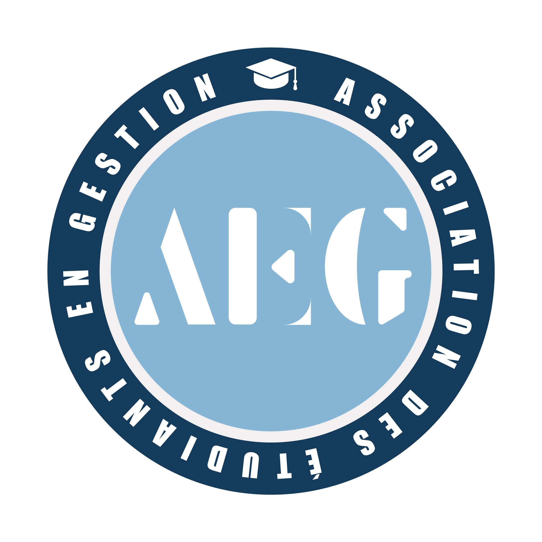 Logo AEG (Association des étudiants en gestion à l'IUT)