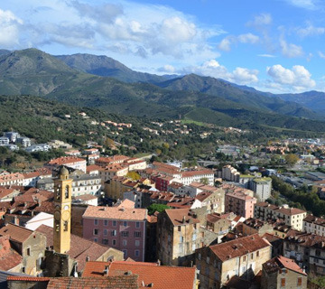 La vie en Corse et à Corte